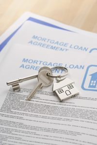 mortgage loan documents for a luxury home